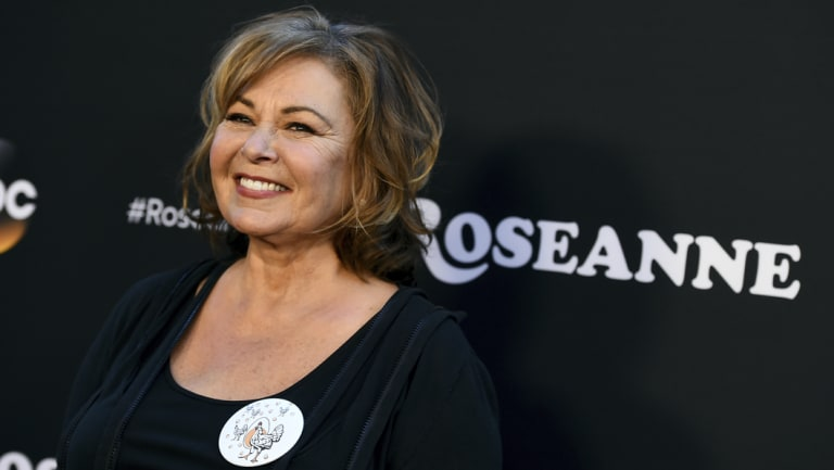 Roseanne Barr was fired after sending a racist tweet in late May.