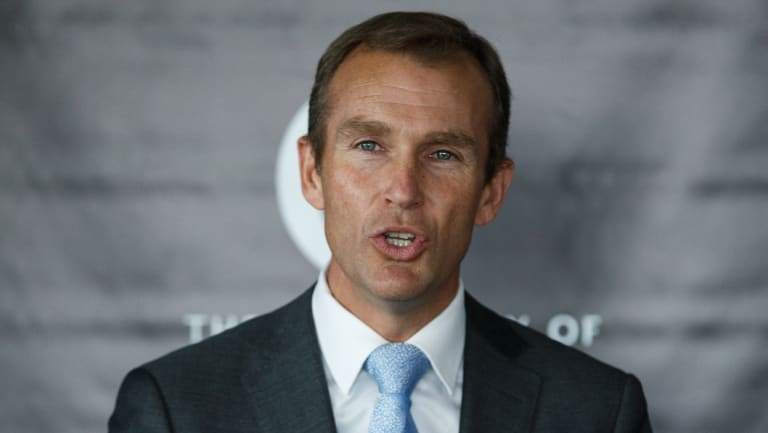 NSW Education Minister Rob Stokes has asked the department to review the school's boundaries.