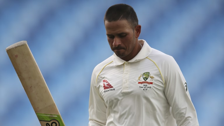 Usman Khawaja's important innings is inspiration for the Australia's domestic cricketers.