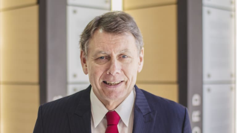 John Collier, head of St Andrew's Cathedral School in Sydney.