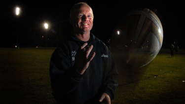 Australian touch legend Garry Lawless is being inducted into the ACT Sport Hall of Fame.