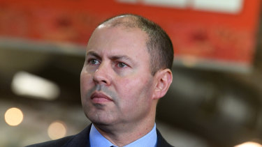 Treasurer Josh Frydenberg will release the report on Wednesday.