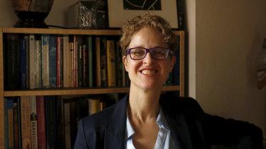Dr Sharonne Zaks.