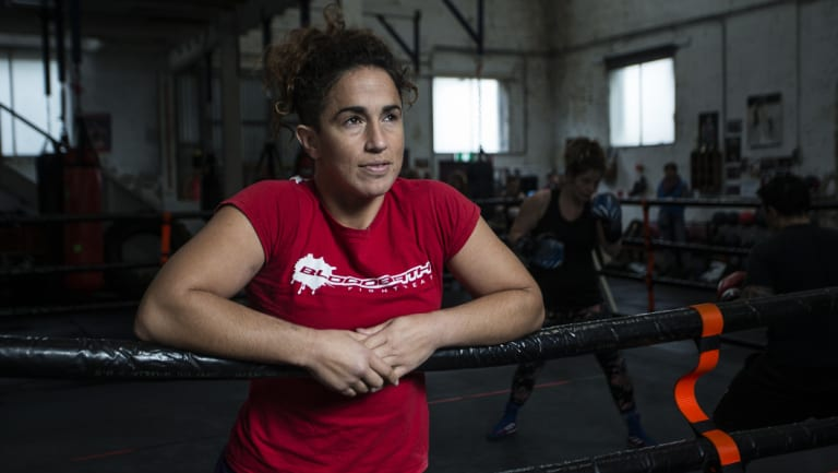 Bianca Elmir is breaking down barriers.