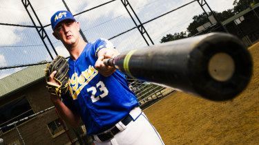 Coach and player for the ACT 89ers Andrew Kirkpatrick is eyeing another title.