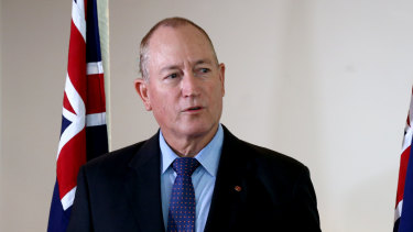 Queensland independent senator Fraser Anning is registering a new party.