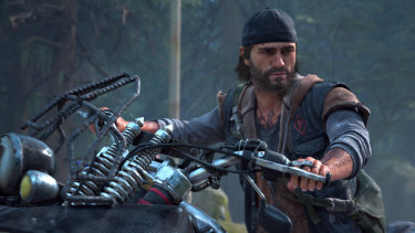 The protagonist and core gameplay of Days Gone show promise.