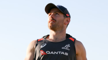 Five-eighth Bernard Foley is going to be an influential figure for the Wallabies this year.