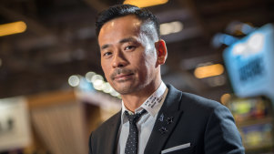 Alvin Chau, founder and chairman of Suncity Group Holdings in 2017.