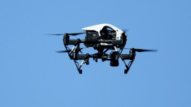 DroneALERT users can upload images or video to be compiled in a report to the relevant aviation safety authority.