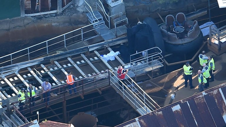 The bill was sparked by recent Queensland tragedies, including last year's deadly Dreamworld Thunder Rapids accident.