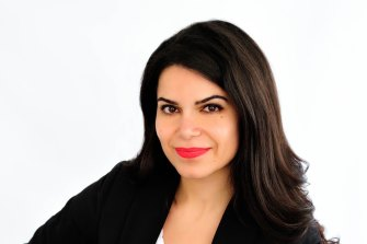 Australian solicitor Sheryn Omeri is working as a barrister in the UK on a case against Uber.