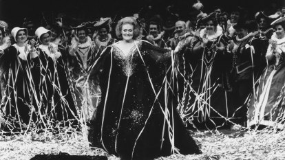 From the Archives, 1990: Joan Sutherland's final performance in Australia