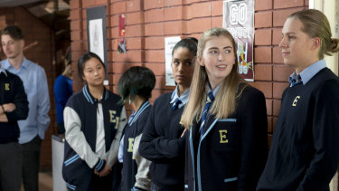 Georgie Stone joins the cast of Neighbours as Mackenzie Hargreaves.