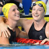 Campbell sisters get official nod to lead Dolphins towards Tokyo 2020