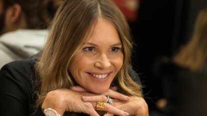 'You're actually asking the wrong person': Elle Macpherson isn't your typical female entrepreneur