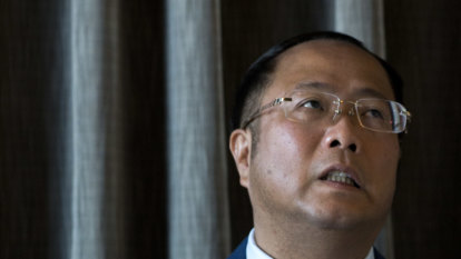 Political donor Huang Xiangmo says Australia is a 'giant baby'