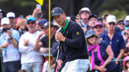As it happened: Internationals with lead after Presidents Cup day two