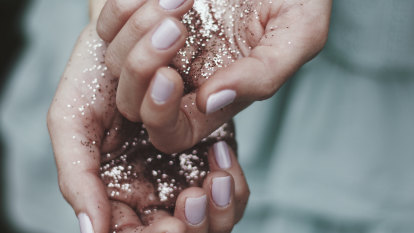 My early love for glitter hinted at my future diagnosis