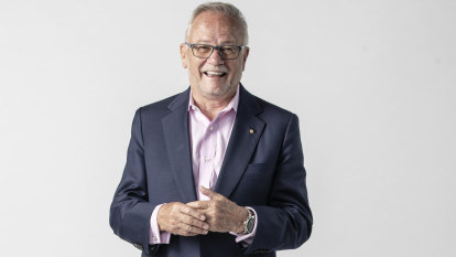 Tony Shepherd: 'Sport is a religion. It gives us meaning'