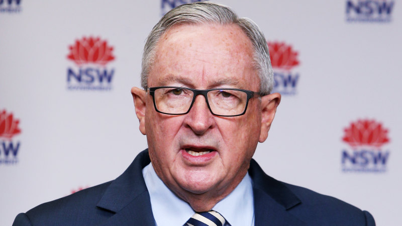 Victorians from coronavirus hotspots banned from NSW or face $11000 fine – Sydney Morning Herald