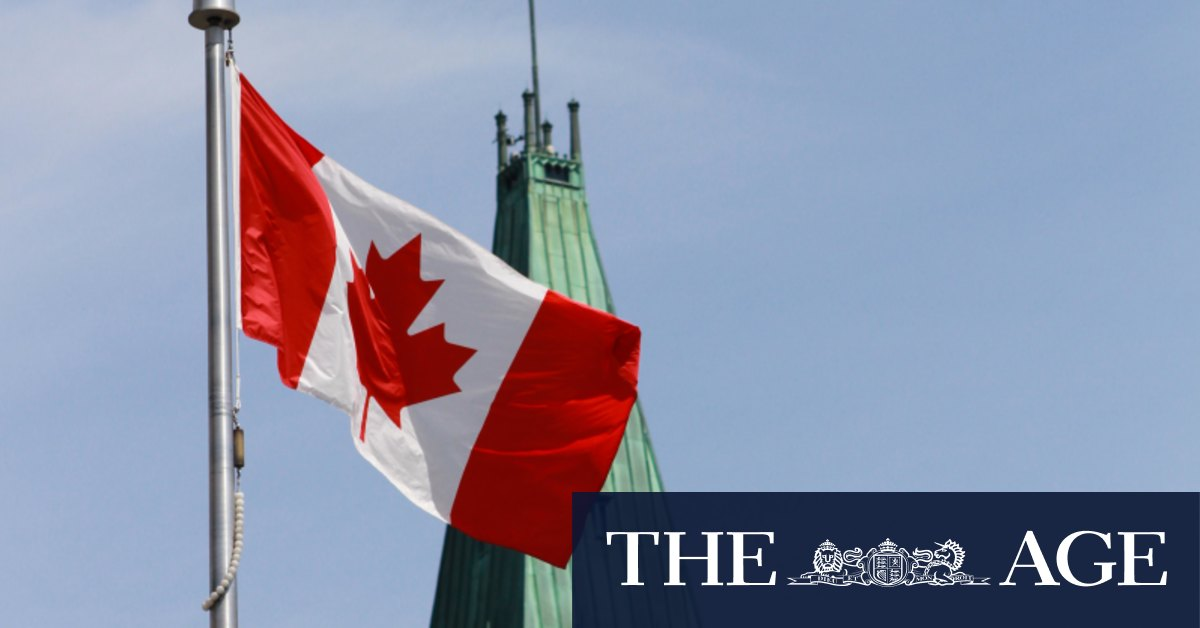 Canadian MP caught naked during video conference