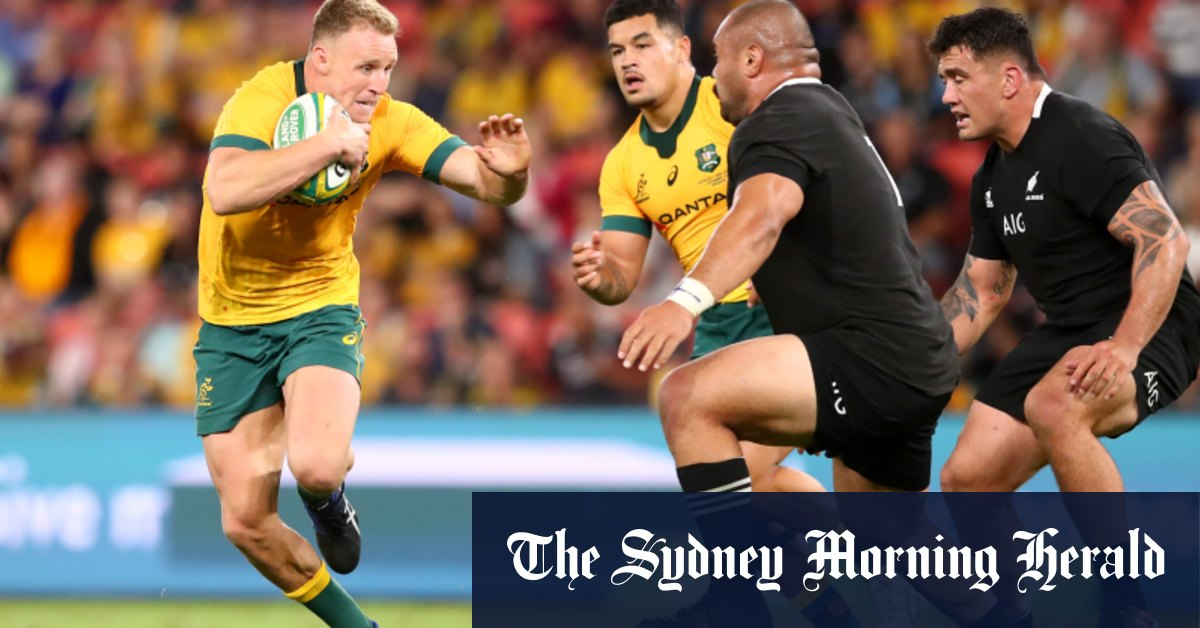 How two players won the Test for the Wallabies – Sydney Morning Herald