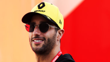 Daniel Ricciardo is hopeful of a good performance in Monaco.