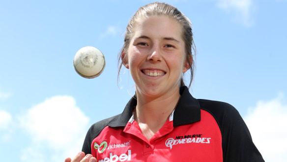 Australia name two debutant teenagers in women's Twenty20 squad