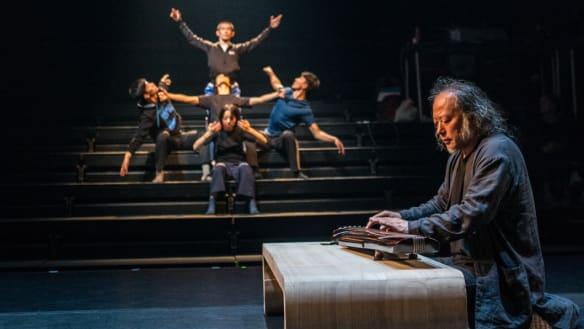 Dancers flip the script in meditative show