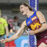 Hipwood bags five as the Lions surge past the Dees