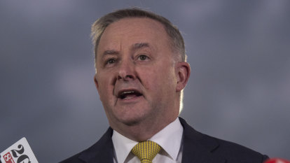 'Conflict fatigue': Albanese rises with a message for the suburbs