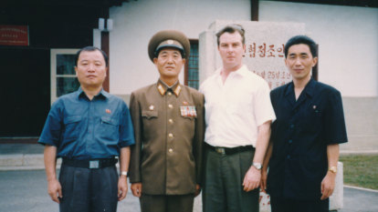 'They need a lawyer': The man who represented the Pong Su's North Korean crew
