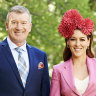 Fashions on the front lawn: Melbourne Cup broadcast completely reimagined