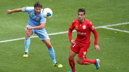Melbourne City under 'no pressure' to win needed silverware