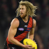 Heppell to return for Essendon but Hurley needs surgery