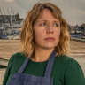 Back from the dead, Kerry Godliman is a sleuth in Whitstable Pearl