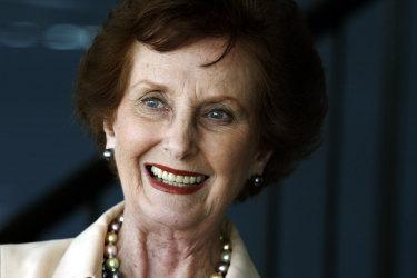 June Dallly-Watkins in 2002.