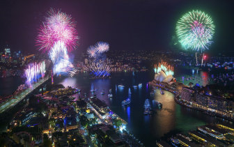 Sydney welcomes 2020, when we had no idea how awful the year would be.