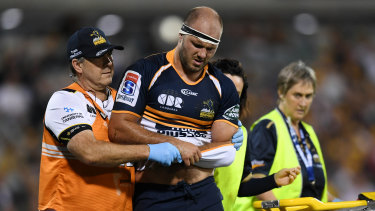 Lachlan McCaffrey is expected to miss up to six weeks.