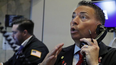 US stock markets plunged on Wednesday, local time, amid heightened fears of a recession.