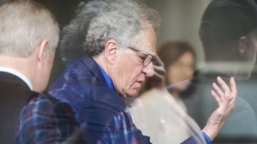 Geoffrey Rush is suing Nationwide News for defamation.