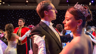 The 2016 Russian Debutante Ball in London recreated pre-revolutionary times, even down to tsarist styles of dress.
