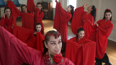 Under Lily Cheng's direction, Australia Oriental Dance Group has become a small empire.