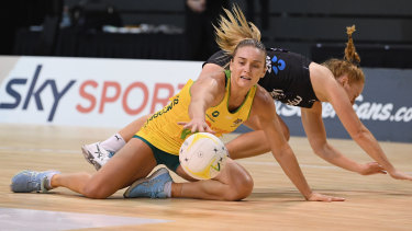Liz Watson has been ruled out of the entire Super Netball season.