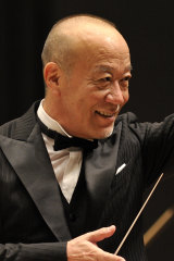 Composer and conductor Joe Hisaishi.