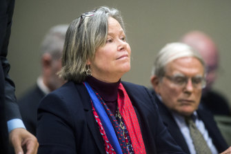 Former Michigan medical executive Eden Wells has been charged with involuntary manslaughter.