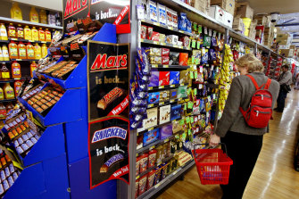 The Toll Group manages the distribution and storage of all Mars' products, including brands such as M&Ms, Snickers and Skittles.