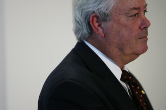 During Jeffrey Lucy's tenure as chair, ASIC oversaw a review of audit regulation following the collapse of Enron, and the prosecution of executives after the failure of insurer HIH.