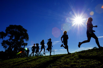 School sports in Sydney's west are in jeopardy because their bus hire service was cancelled by a private operator.